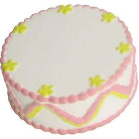 Company Birthday Cake Stress Ball
