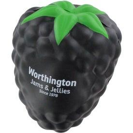 Branded Blackberry Stress Ball
