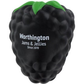 Blackberry Stress Ball