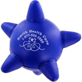 Promotional Blood Platelet Stress Ball