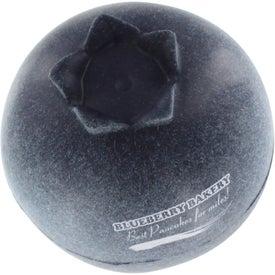 Blueberry Stress Ball for Advertising
