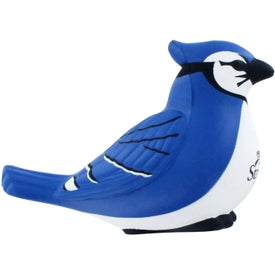 Company Blue Jay Stress Ball