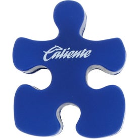 Puzzle Piece Stress Reliever Printed with Your Logo