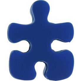 Custom Puzzle Piece Stress Reliever