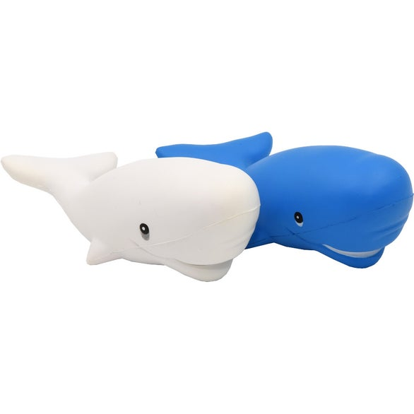 Blue Whale Stress Toy