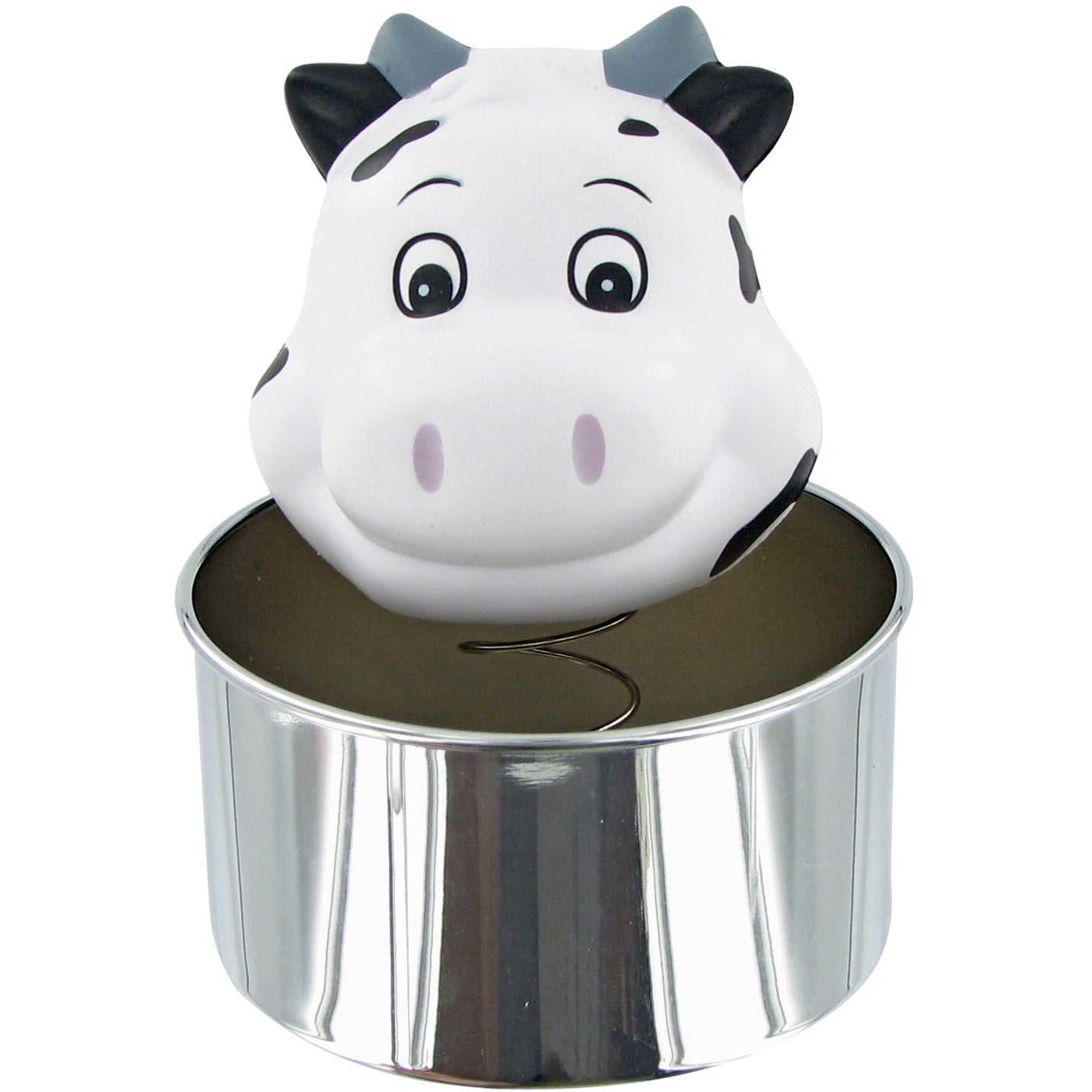 Bobble Head Cow Stress Toy