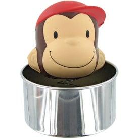 Bobble Head Monkey Stress Toy
