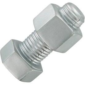 Bolt Nut Stress Toy