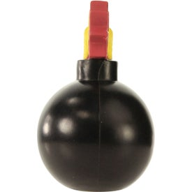 Bomb With Fuse Stress Ball for Your Company