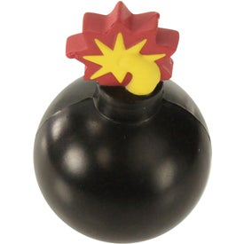 Company Bomb With Fuse Stress Ball