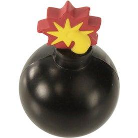 Company Bomb With Fuse Stress Ball