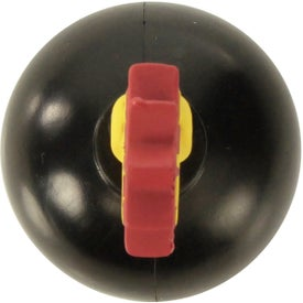 Bomb With Fuse Stress Ball Printed with Your Logo