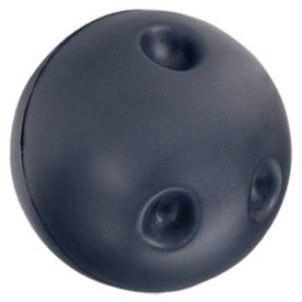 Bowling Ball Stress Ball Printed with Your Logo