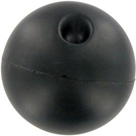 Printed Bowling Ball Stress Ball