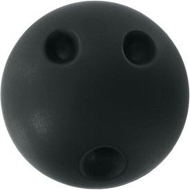 Logo Bowling Ball Stress Ball