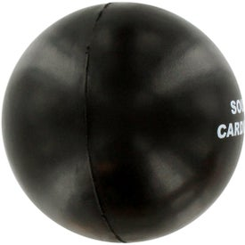 Bowling Ball Stress Reliever for Advertising