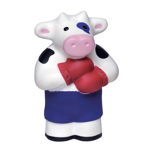 Boxing Cow Stress Reliever