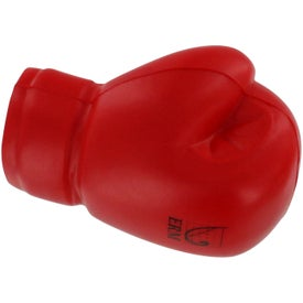 Boxing Glove Stress Reliever with Your Logo