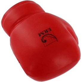 Personalized Boxing Glove Stress Reliever