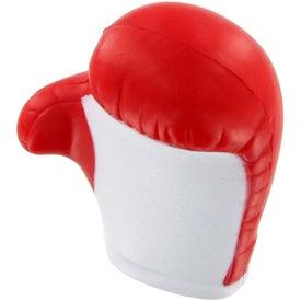 Monogrammed Boxing Glove Stress Ball