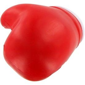 Logo Boxing Glove Stress Ball