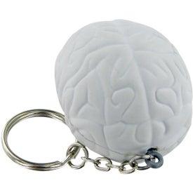 Brain Keychain Stress Toy