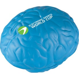 Personalized Squeezable Brain Stress Ball