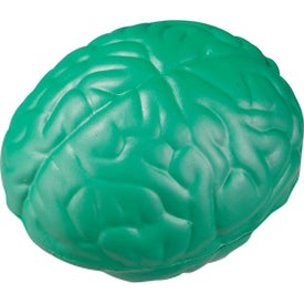 Printed Squeezable Brain Stress Ball