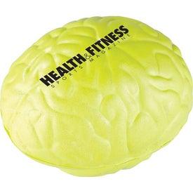 Custom Brain Stress Ball for Customization