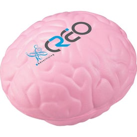 Printed Custom Brain Stress Ball