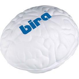 Custom Squeezable Brain Stress Ball