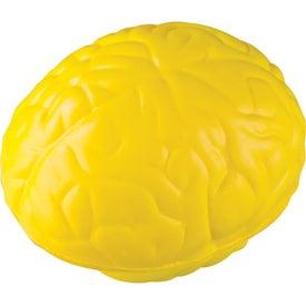 Imprinted Custom Brain Stress Ball
