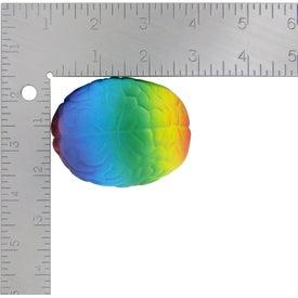 Rainbow Brain Stress Ball for Promotion
