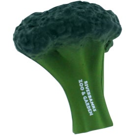 Personalized Broccoli Stress Reliever