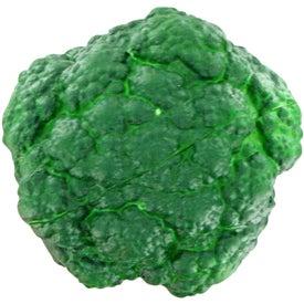 Custom Broccoli Stress Toy