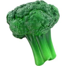 Promotional Broccoli Stress Toy