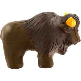 Customized Buffalo Stress Reliever