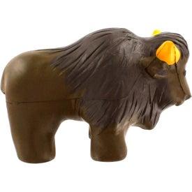 Customized Buffalo Stress Reliever