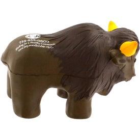 Logo Buffalo Stress Reliever