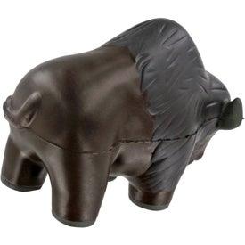 Custom Buffalo Stress Ball