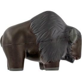 Branded Buffalo Stress Ball