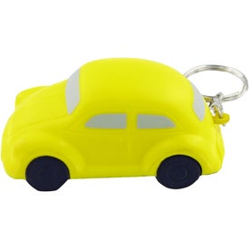 Bug Car Keychain Stress Toy Giveaways