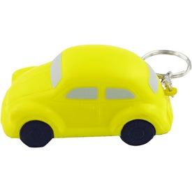 Bug Car Keychain Stress Toy Giveaways