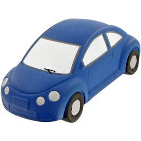 Bug Car Stress Toy with Your Slogan