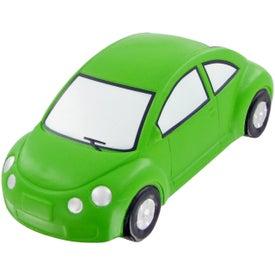 Custom Bug Car Stress Toy