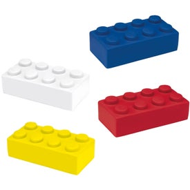 Building Block Stress Ball for Your Company
