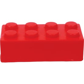 Custom Building Block Stress Ball