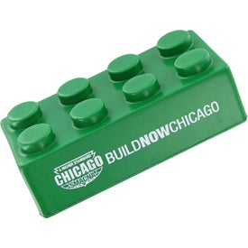 Building Block Stress Toy for Your Church