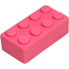 Customized Building Block Stress Toy