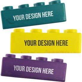 Building Block Stress Toy